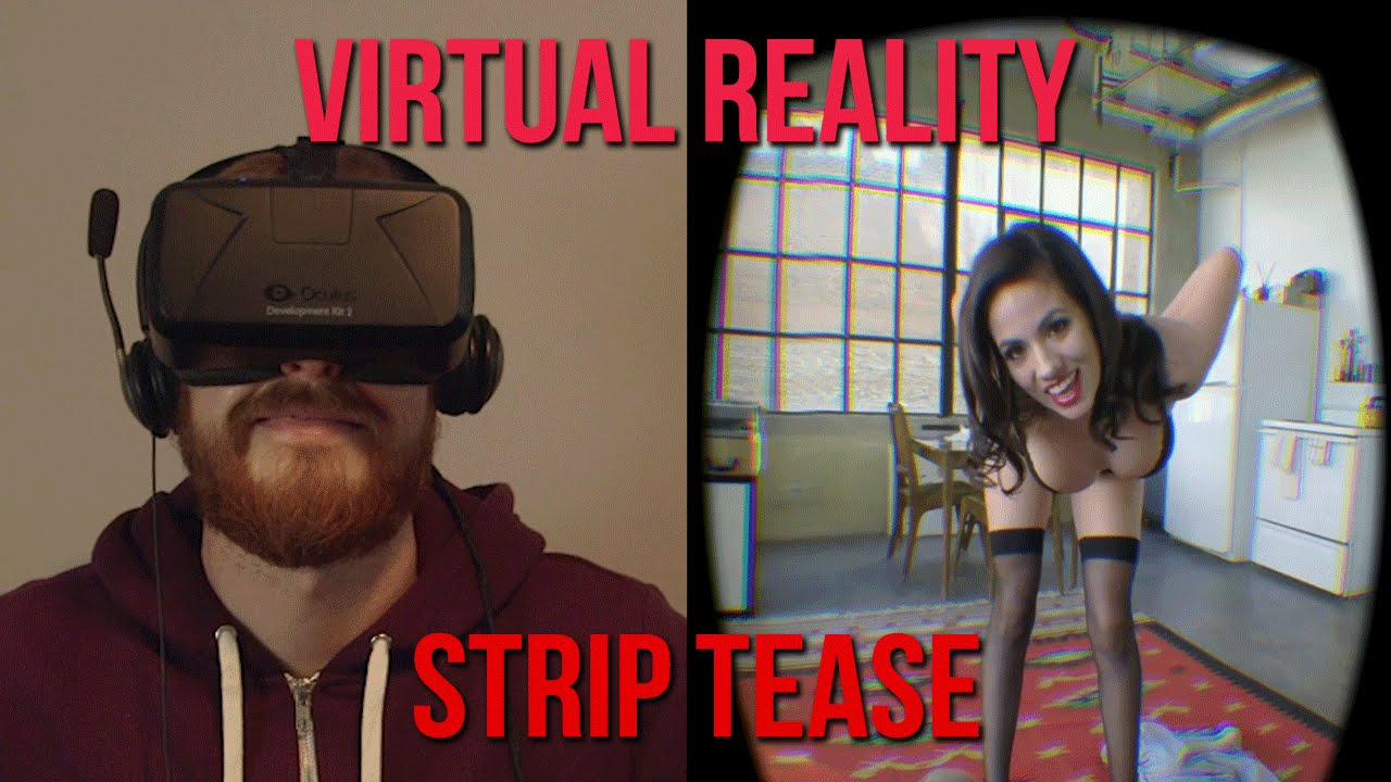 virtual stripper on youtube