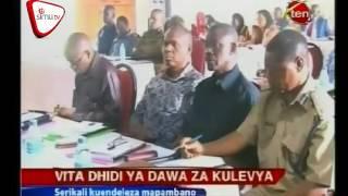 Vita Dhidi Ya Madawa Ya Kulevya Nchini