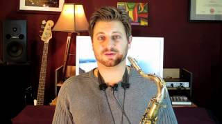 Why Does My Saxophone Have a Bad Smell?