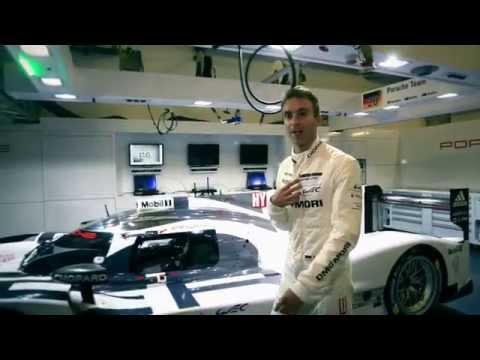 Timo Bernhard explains the Porsche 919 Hybrid