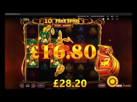 Dragon's Fire Megaways Mega Big Win | Red Tiger Gaming | Bet On Aces Casino