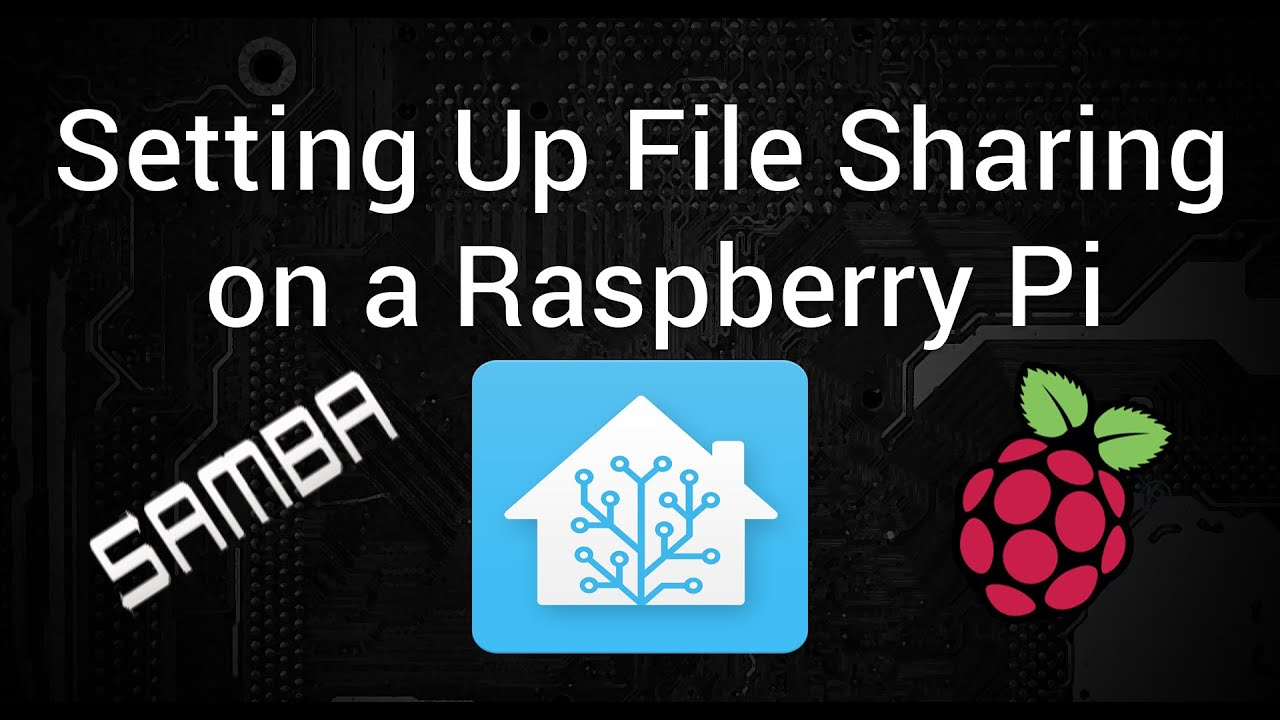 How To Set Up SAMBA File Sharing On A Raspberry Pi