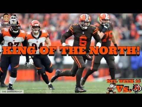 NFL Week 16| Cleveland Browns vs. Cincinnati Bengals Recap