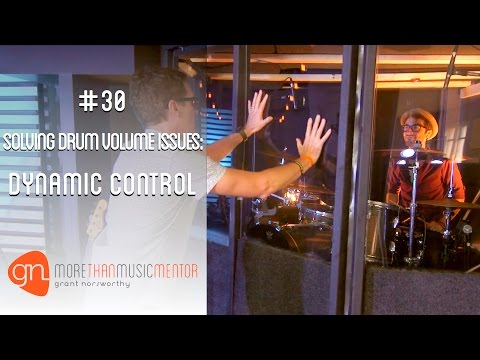 #30 Solving Drum Volume Issues: Dynamic Control