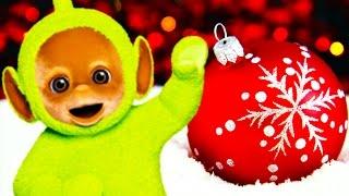 Teletubbies pour 1 heure! - Épisodes Complètes en Français! Joyeux Noël!