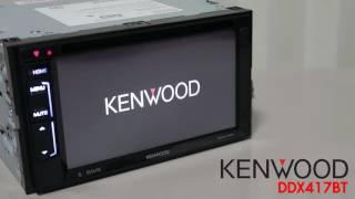 Review KENWOOD DDX417BT