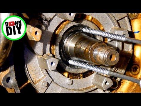 Super Easy Crankshaft Seal Removal