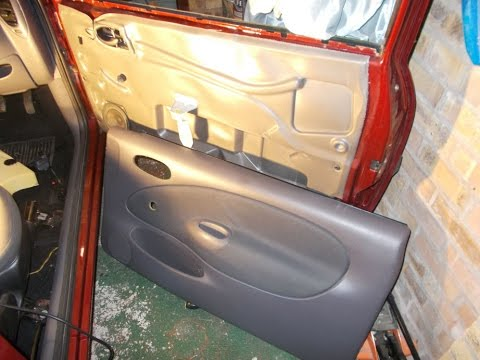 Ford Fiesta Inner Door Trim Removal Youtube
