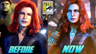 Avengers game Update - Marvel Comic Con 2019 Panel  (தமிழ்)