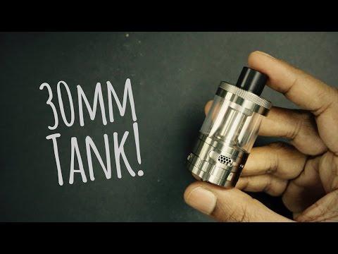 Aromamizer Plus RDTA Review - 30mm Leak-King!