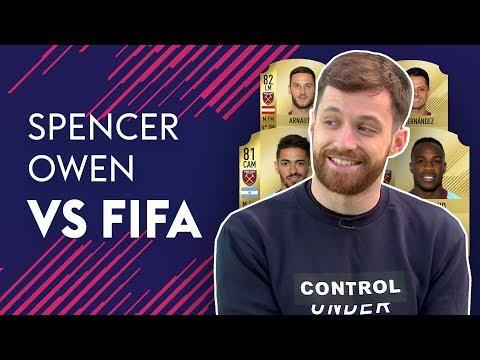 SPENCER FC VS FIFA 18! 🔥🔥🔥
