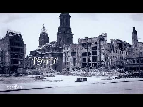 Visit DRESDEN  ▶ History and Today 4K (Part 2) Travel Tourism Guide