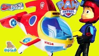 #Щенячий Патруль Мультик! Подводный Патрулевоз SEA PATROL Игрушки PAW PATROL Видео для Детей
