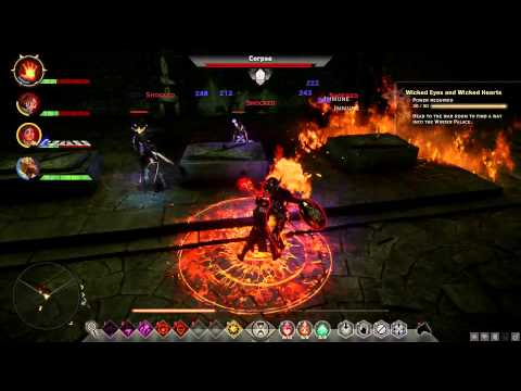 dragon age inquisition how to get to unadin grotto