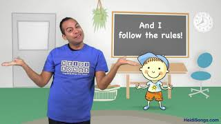 I Can Follow the Rules Song | Music for Classroom Management thumbnail