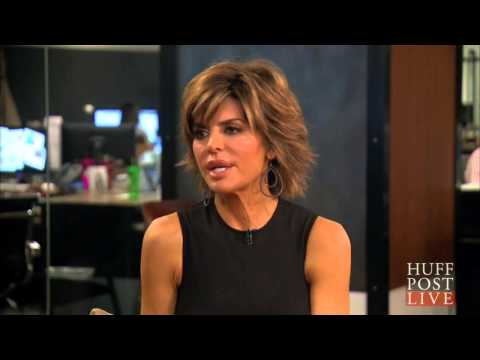 Lisa Rinna Talks Plastic Surgery and Controversy  HPL