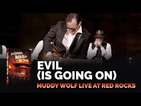 Joe Bonamassa - Evil (Is Going On) - Muddy Wolf at Red Rocks