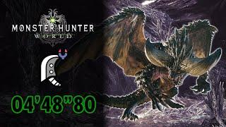 "MHW | Nergigante Great Sword 04'48""80"