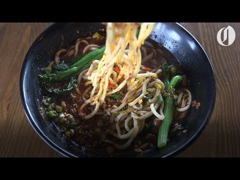 Noodle Man in Happy Valley raises the bar for hand-pulled noodles
