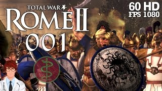 Total War: Rome 2 - Pergamon #001 - Vereinigt die Stadtstaaten [Deutsch] | Rome II Gameplay