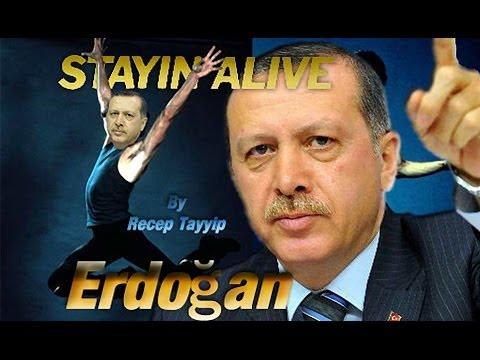 Erdogan - Staying Alive (uncensored)