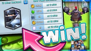 Free Mega Knight! • NEW LEGENDARY + CHALLENGE!!  |  Clash Royale
