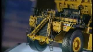 Moteur Caterpillar 960 Demontage/Montage (Résume)