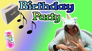 Cloudy's Life-Bogdan's 19th Birthday! (best one yet)