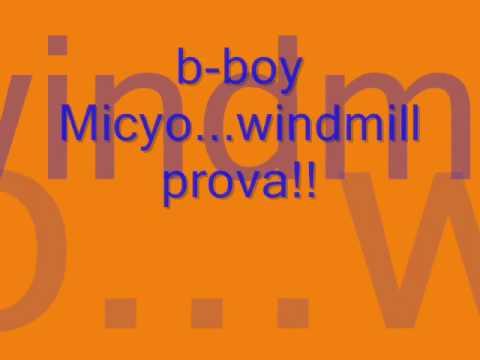 bboy micyo ...giorgio miceli ... windmill . thumbnail