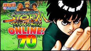 FAHAD IST FAHAD! - #70 - Naruto Shippuden: Ultimate Ninja Storm Revolution ONLINE