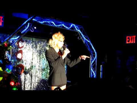 "Sherry Vine Performs ""Bad Romance"" Lady GaGa Parody At The Monster"