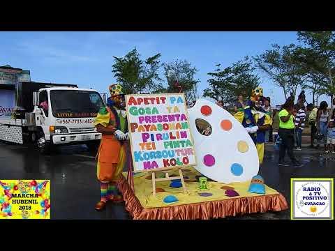 Curacao Kids Carnival Parade 2018.