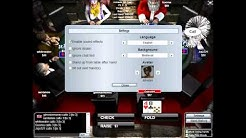 Flash Texas Holdem Rental