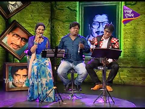 A for Akshaya | Jhilimili Tora Sadhi Siliki | Odia Song by Sailabhama & Chitrabhanu