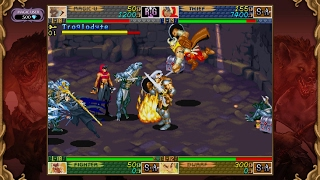 Dungeons & Dragons: Chronicles of Mystara Gameplay PS3