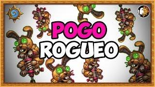 Hearthstone: Pogo Or No Go - Pogo-Hopper Rogue
