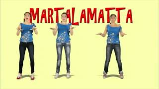 MARTA LA MATTA (Tutorial Dance) - Kids dance (MARTALAMATTA)