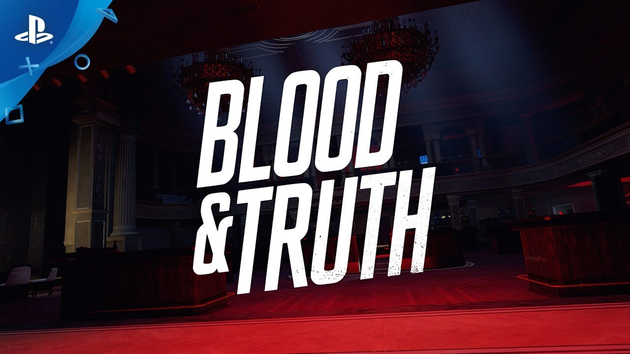 Blood & Truth – Behind the Scenes: Music | PS VR