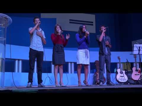 Meu Amparo - Ministério F4ces (Convenção - Gente Como Jesus - AMC)