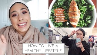 TIPS ON LIVING A HEALTHY LIFESTYLE
