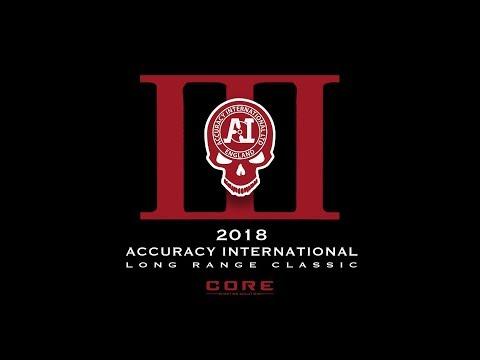 Core Shooting - Accuracy International Long range classic 2018