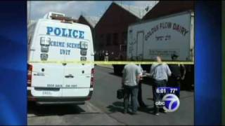 Chopped up body found in suitcases in Brooklyn