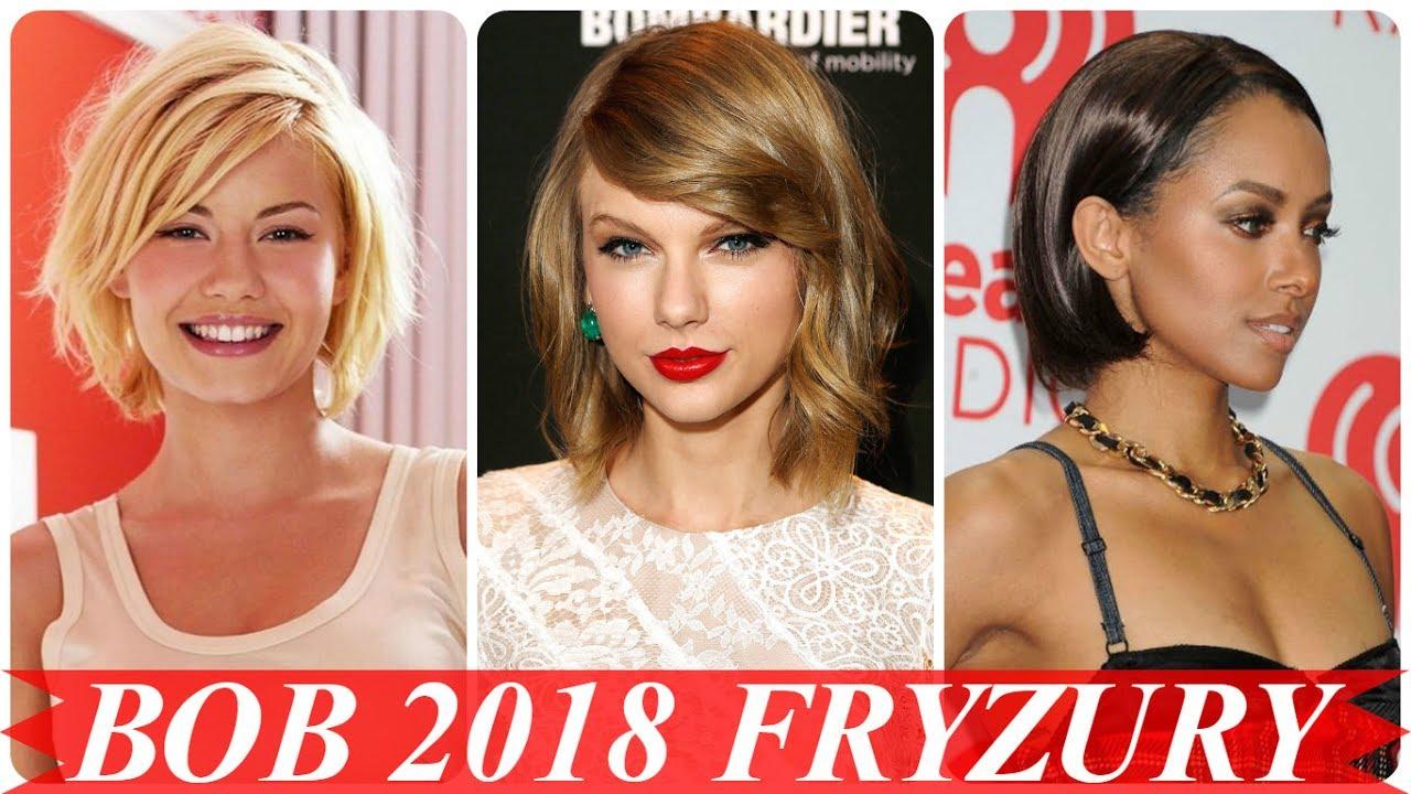 Modne Fryzury Damskie Bob 2018