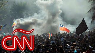 Protestas en Chile: ONU entrega duro informe sobre violaciones a los derechos humanos