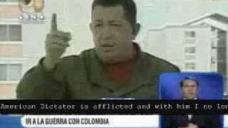 Hugo Chavez on NOSPINEITIS.wmv