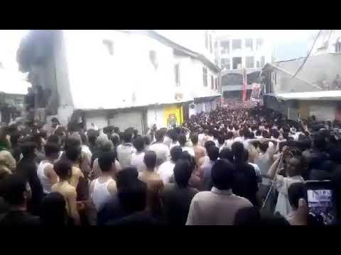 Dasta e Akbaria Asad ashura  2019 ( Dikha kar zakhmi chehray ko )