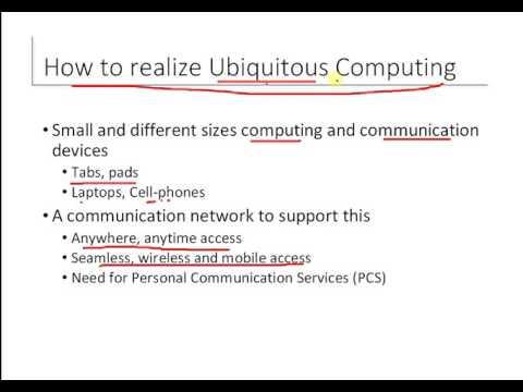 Wireless Communication: Ubiquitous Computing in Urdu Hindi