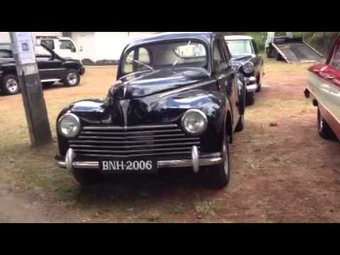 Classic Car Of Sri Lanka Youtube