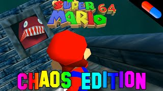 SUPER MARIO 64 CHAOS EDITION #8 - Ohne Wasser ║ HD ¤ Let