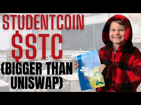 STC Whitepaper Details - Student Coin To Be Bigger Exchange Than Uniswap? - #ICO Phase 101
